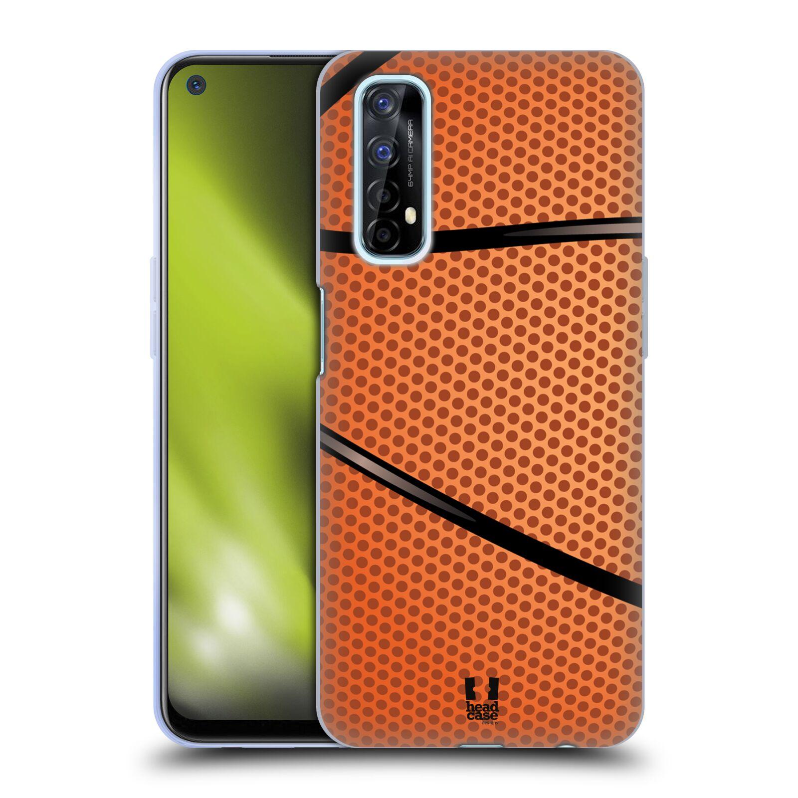 Silikonové pouzdro na mobil Realme 7 - Head Case - BASKEŤÁK