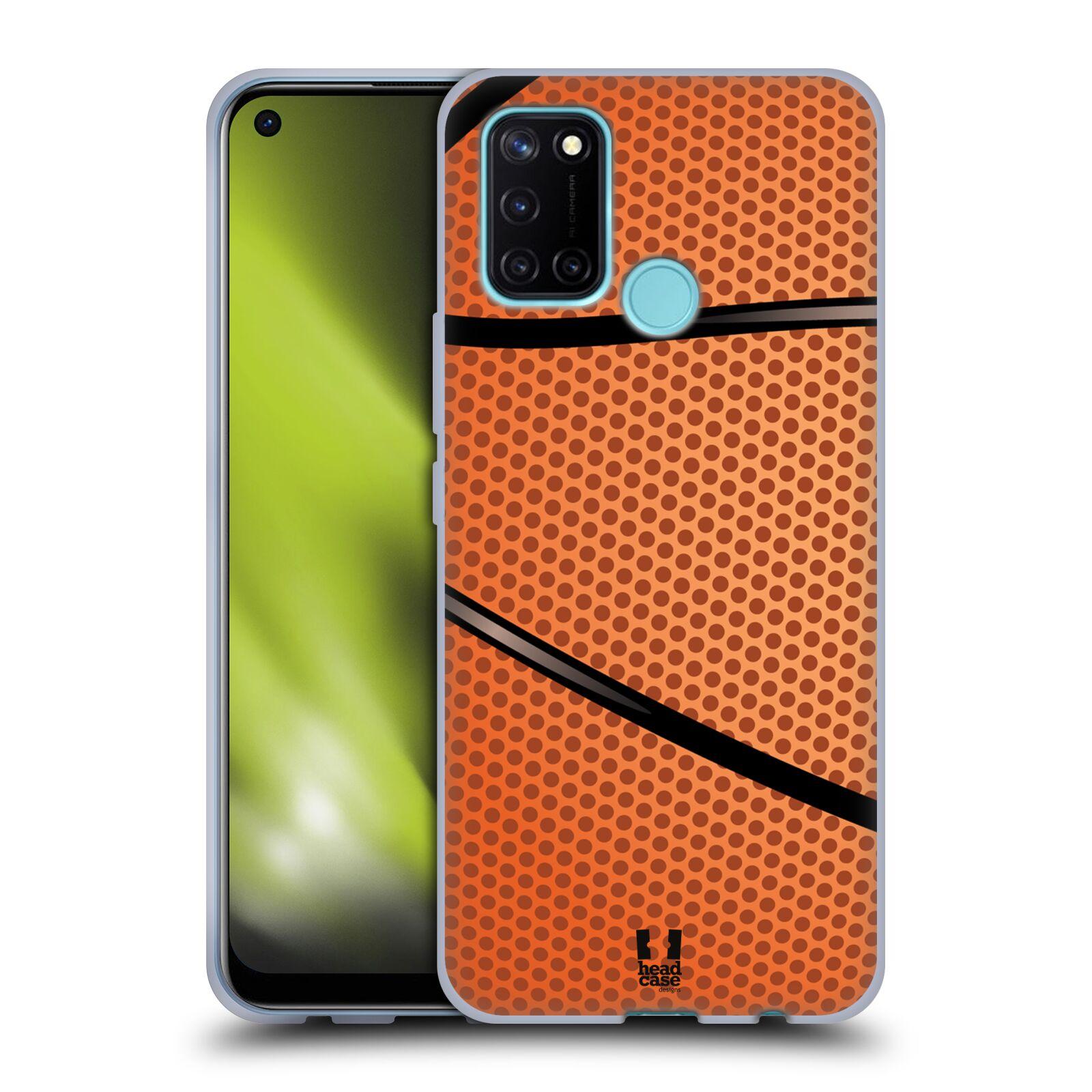 Silikonové pouzdro na mobil Realme 7i - Head Case - BASKEŤÁK