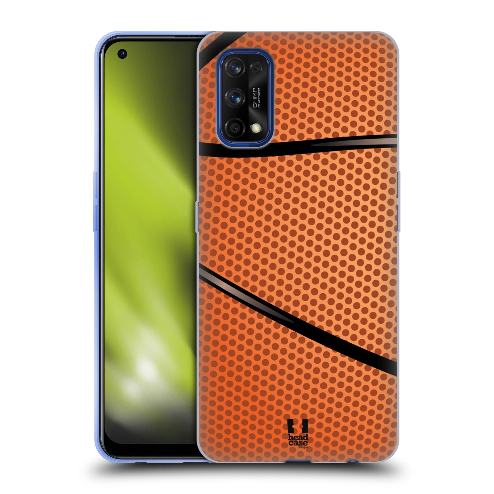 Silikonové pouzdro na mobil Realme 7 Pro - Head Case - BASKEŤÁK