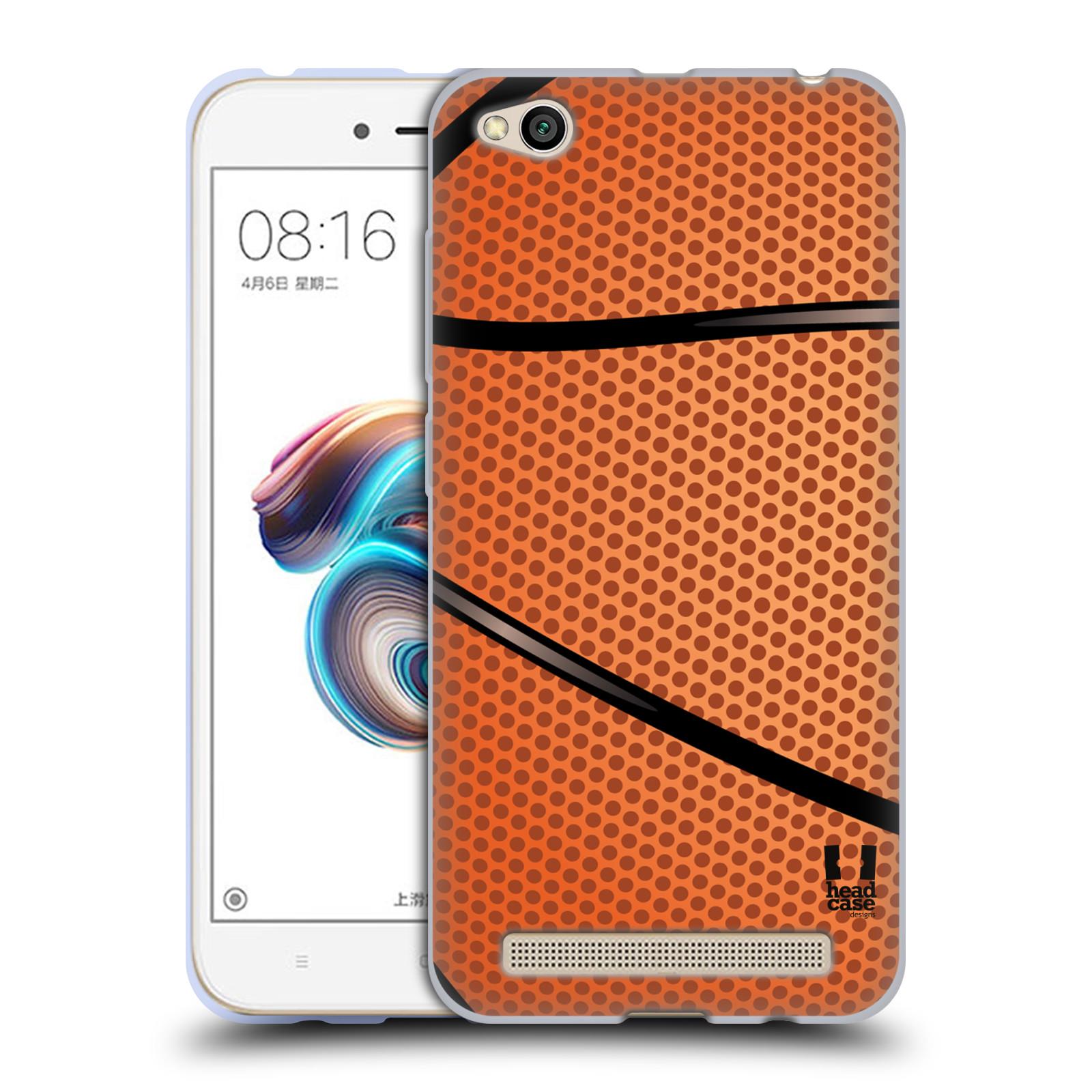 Silikonové pouzdro na mobil Xiaomi Redmi 5A - Head Case - BASKEŤÁK