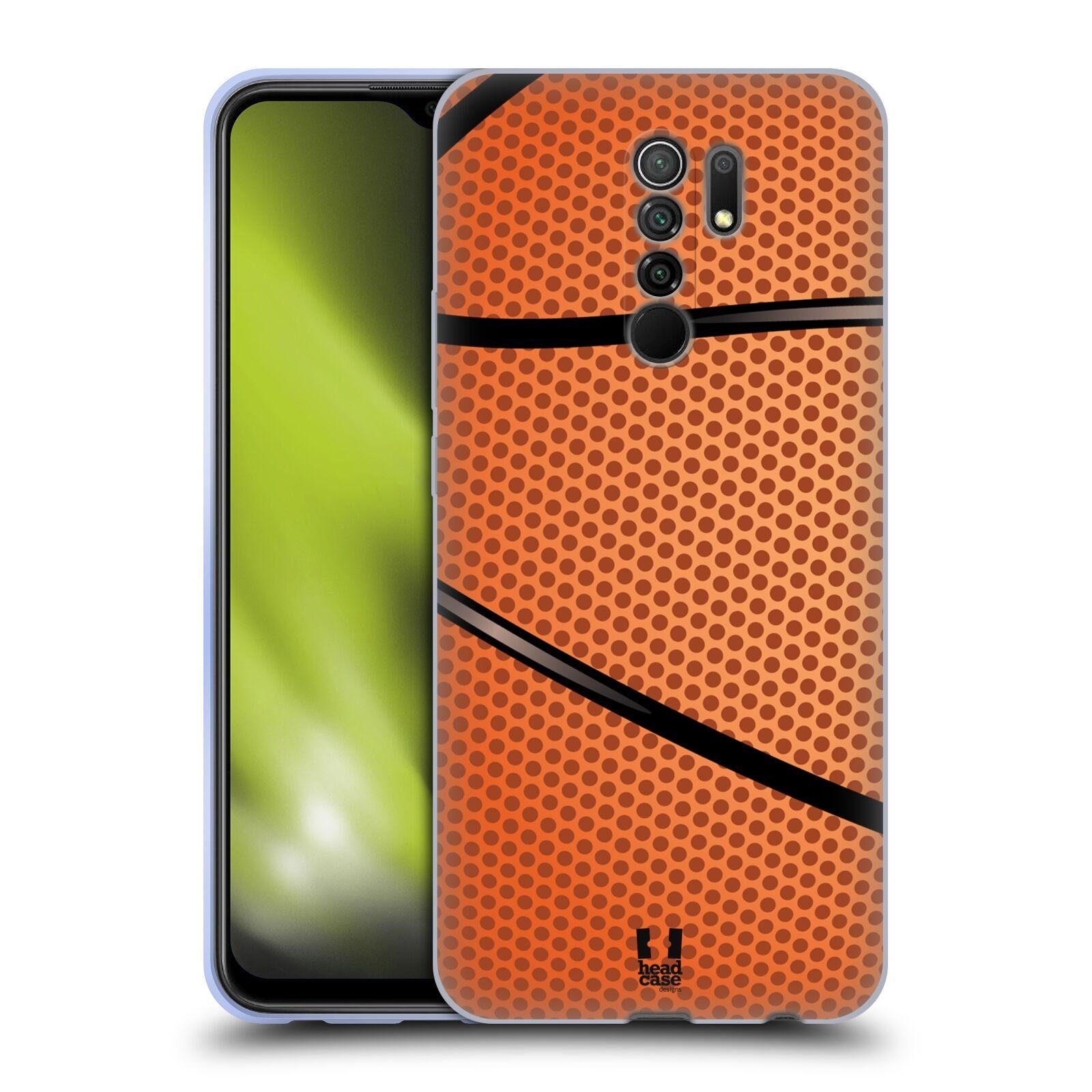 Silikonové pouzdro na mobil Xiaomi Redmi 9 - Head Case - BASKEŤÁK