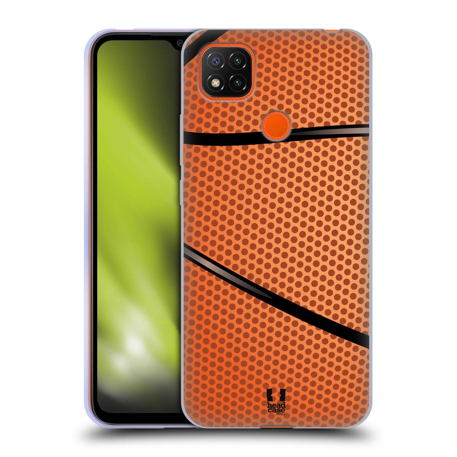 Silikonové pouzdro na mobil Xiaomi Redmi 9C - Head Case - BASKEŤÁK