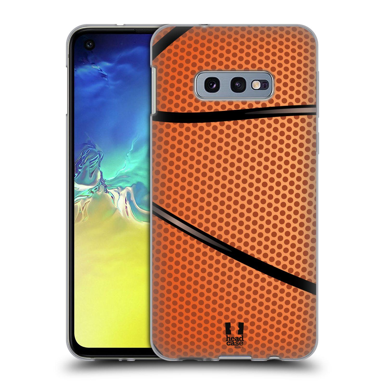 Silikonové pouzdro na mobil Samsung Galaxy S10e - Head Case - BASKEŤÁK