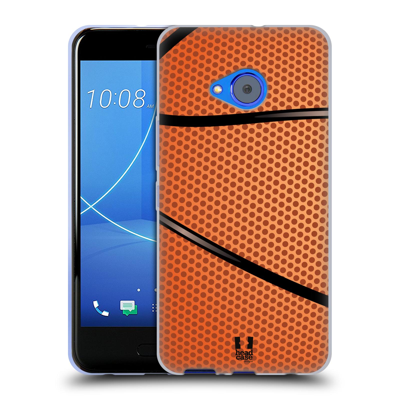 Silikonové pouzdro na mobil HTC U11 Life - Head Case - BASKEŤÁK