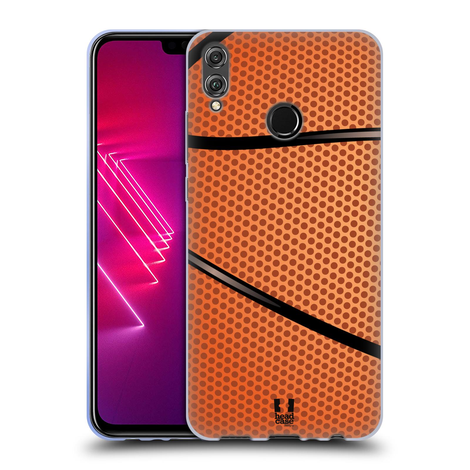 Silikonové pouzdro na mobil Honor View 10 Lite - Head Case - BASKEŤÁK