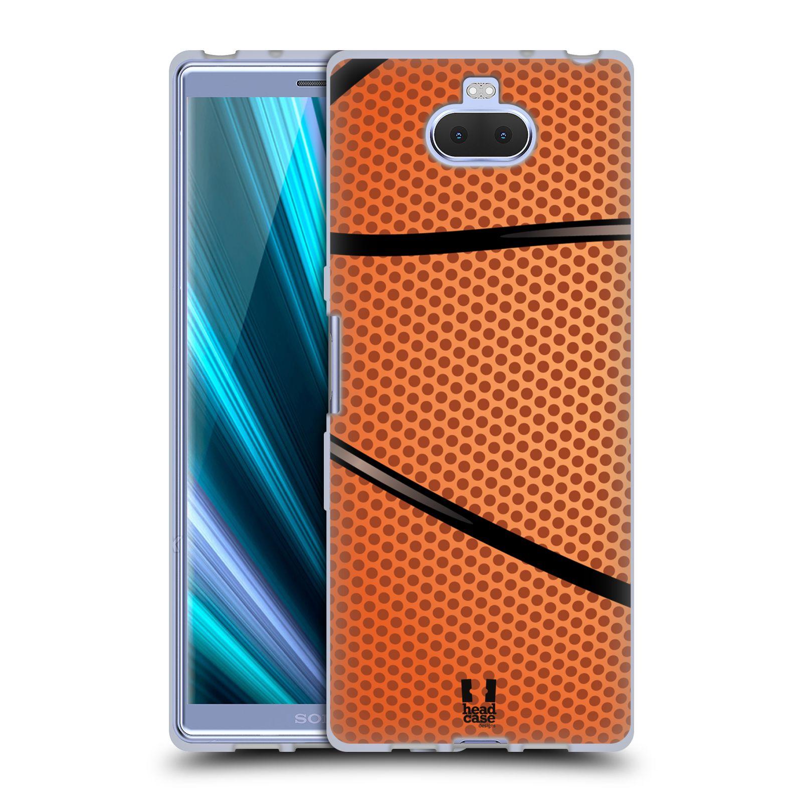 Silikonové pouzdro na mobil Sony Xperia 10 - Head Case - BASKEŤÁK