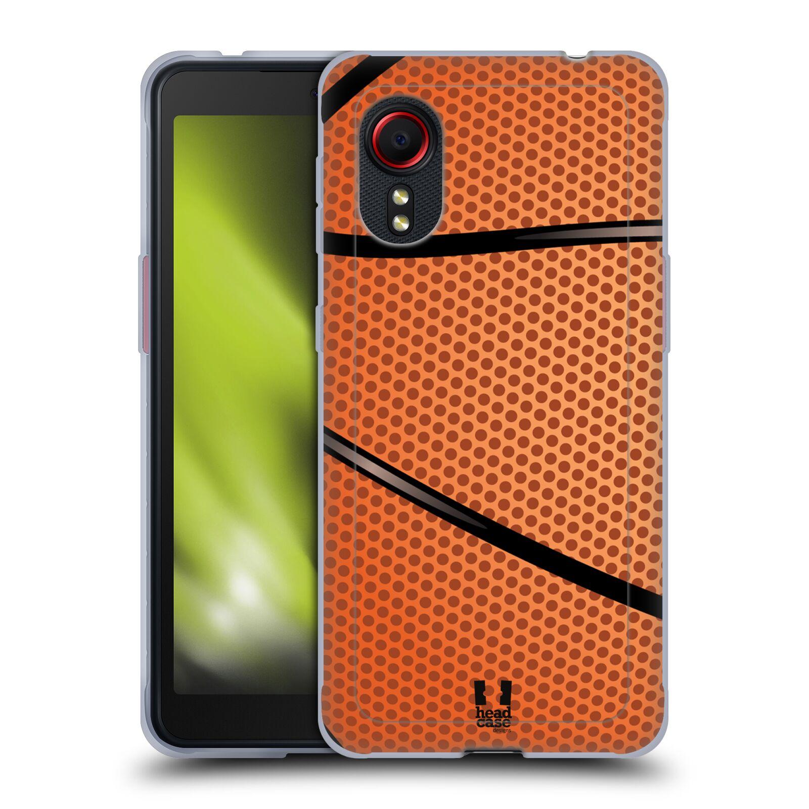 Silikonové pouzdro na mobil Samsung Galaxy Xcover 5 - Head Case - BASKEŤÁK