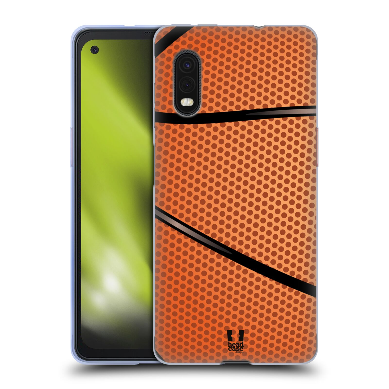 Silikonové pouzdro na mobil Samsung Galaxy Xcover Pro - Head Case - BASKEŤÁK