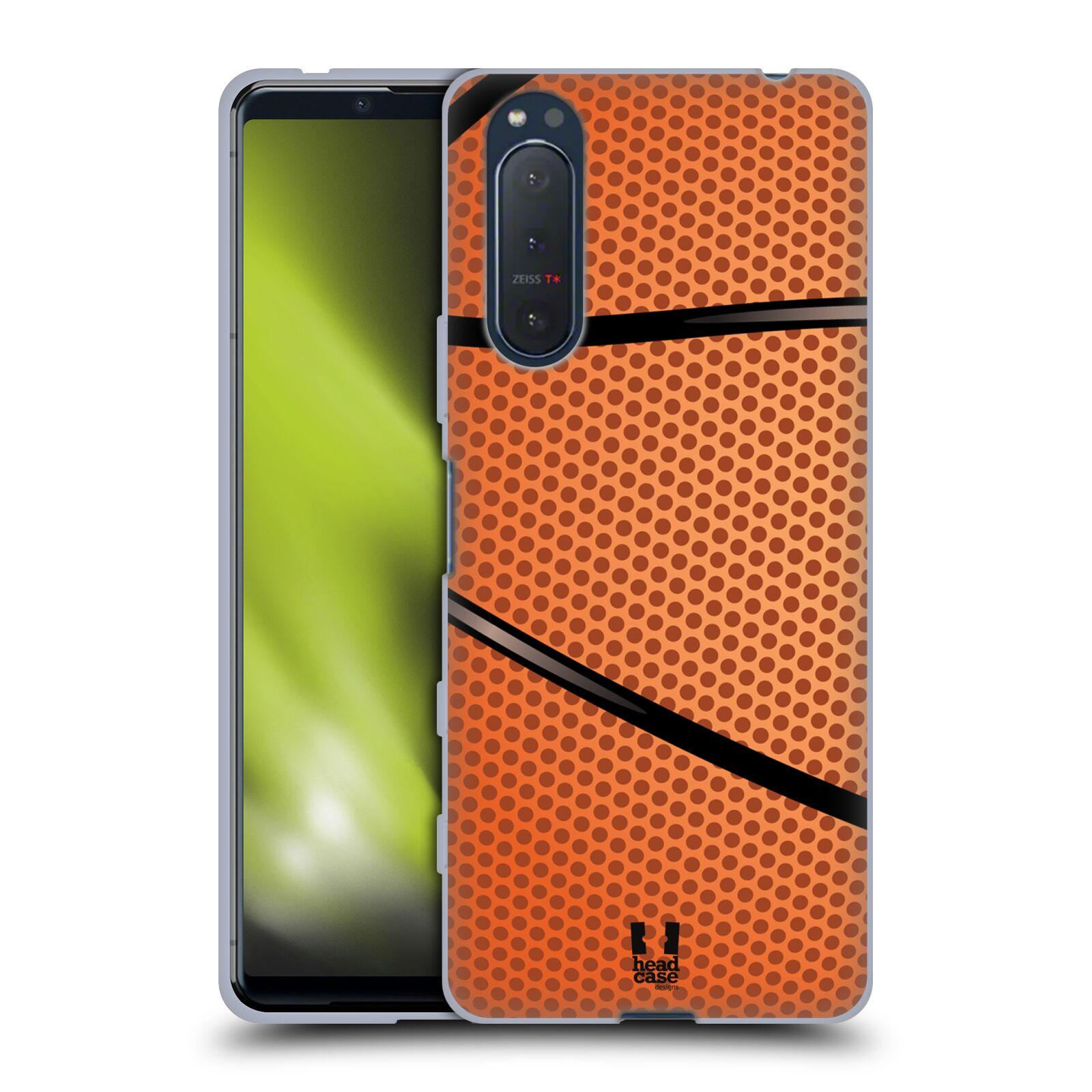 Silikonové pouzdro na mobil Sony Xperia 5 II - Head Case - BASKEŤÁK