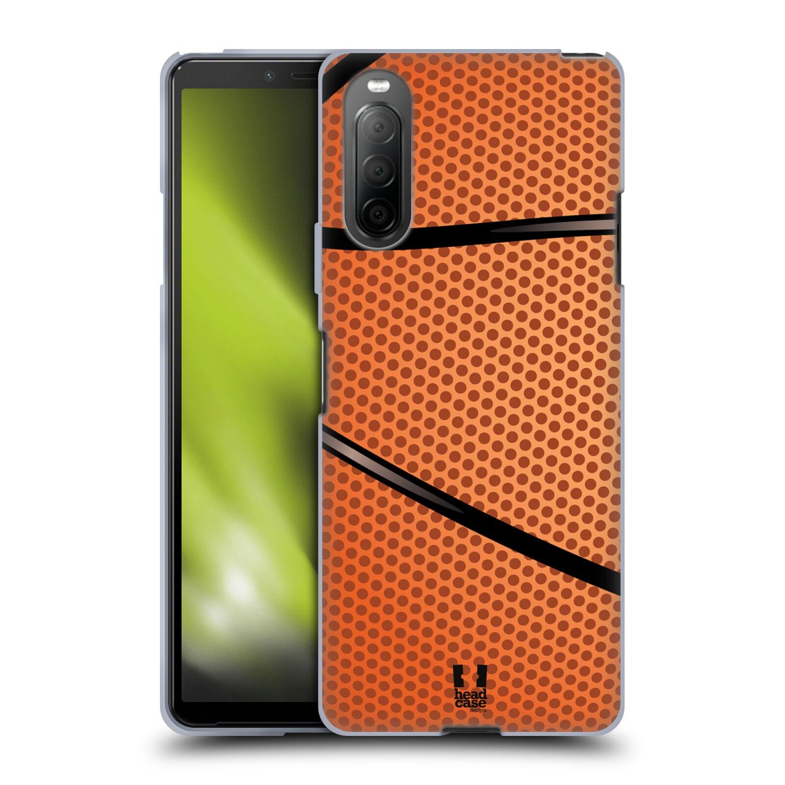 Silikonové pouzdro na mobil Sony Xperia 10 II - Head Case - BASKEŤÁK