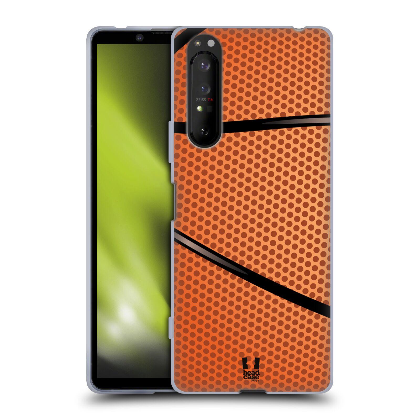 Silikonové pouzdro na mobil Sony Xperia 1 II - Head Case - BASKEŤÁK