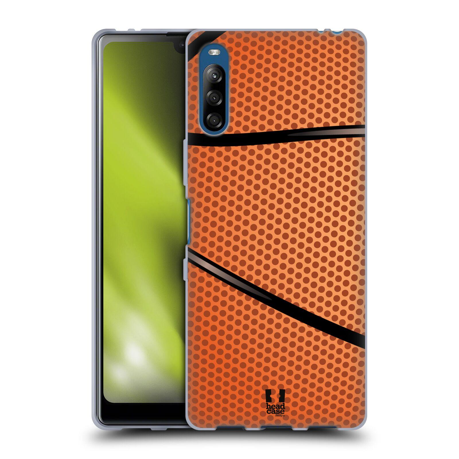 Silikonové pouzdro na mobil Sony Xperia L4 - Head Case - BASKEŤÁK