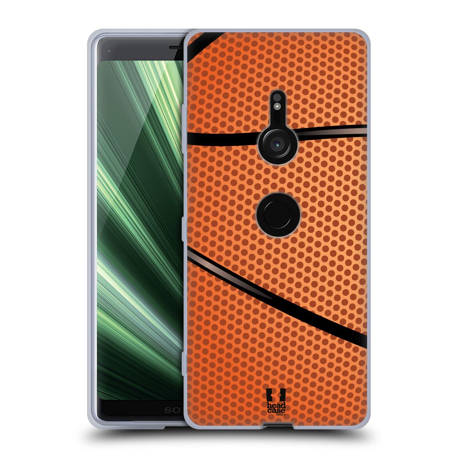 Silikonové pouzdro na mobil Sony Xperia XZ3 - Head Case - BASKEŤÁK