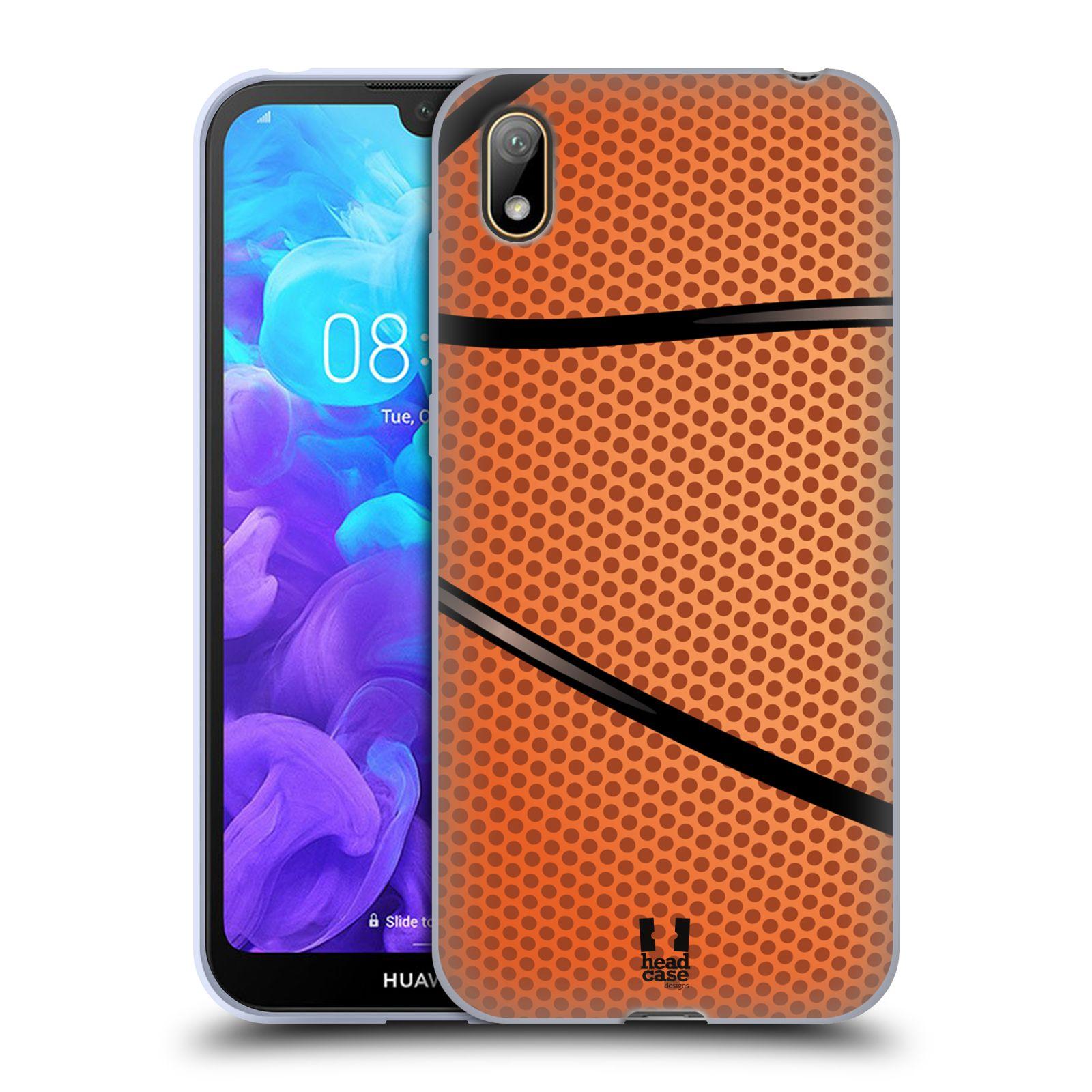 Silikonové pouzdro na mobil Huawei Y5 (2019) - Head Case - BASKEŤÁK