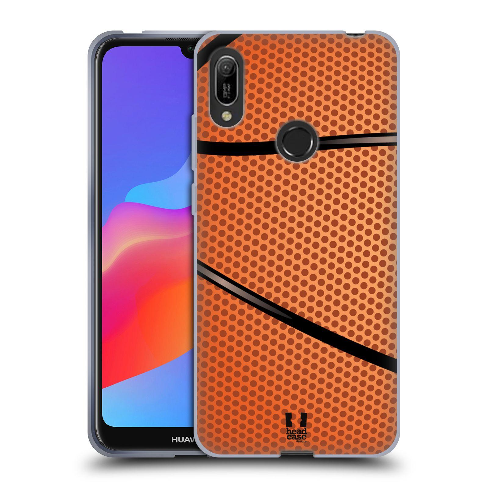 Silikonové pouzdro na mobil Huawei Y6 (2019) - Head Case - BASKEŤÁK