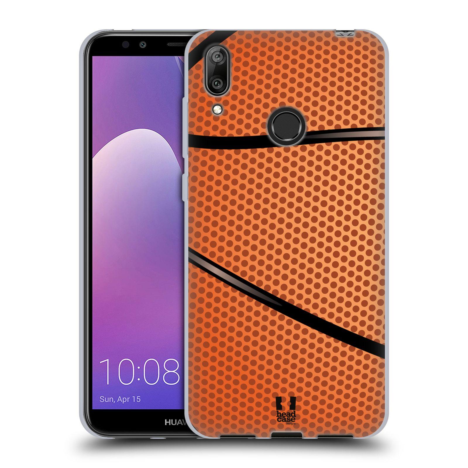 Silikonové pouzdro na mobil Huawei Y7 (2019) - Head Case - BASKEŤÁK