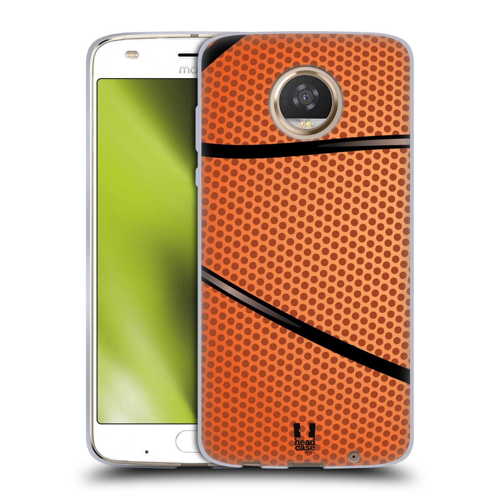 Silikonové pouzdro na mobil Lenovo Moto Z2 Play - Head Case - BASKEŤÁK
