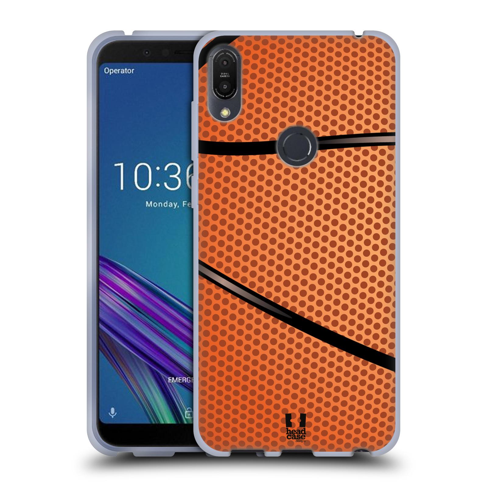 Silikonové pouzdro na mobil Asus ZenFone Max Pro (M1) - Head Case - BASKEŤÁK