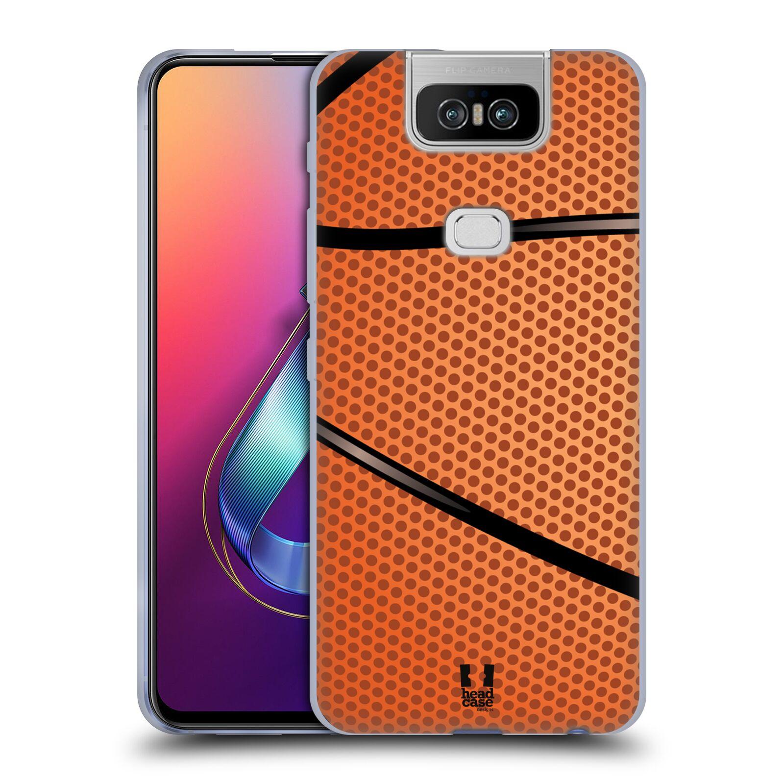 Silikonové pouzdro na mobil Asus Zenfone 6 ZS630KL - Head Case - BASKEŤÁK