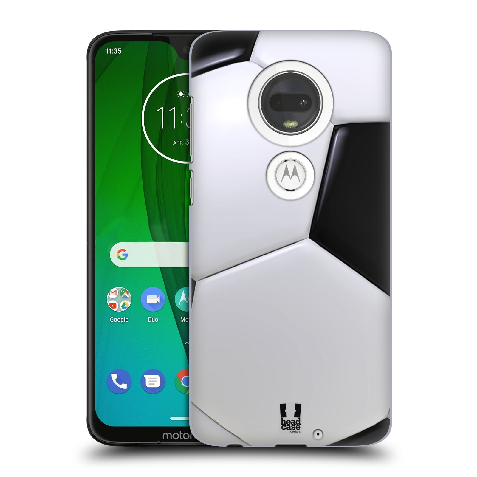 Plastové pouzdro na mobil Motorola Moto G7 - Head Case - KOPAČÁK