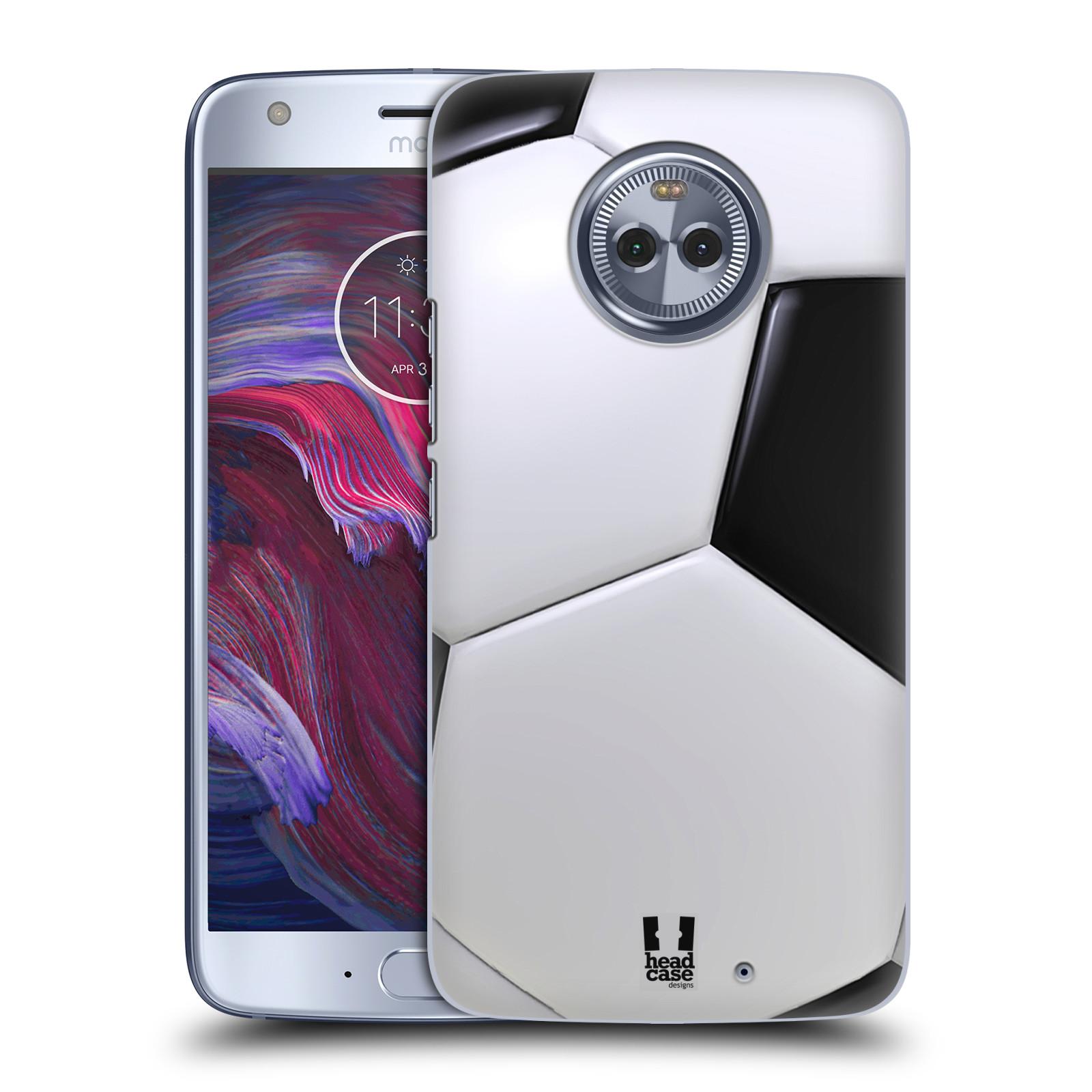 Plastové pouzdro na mobil Lenovo Moto X4 - Head Case - KOPAČÁK