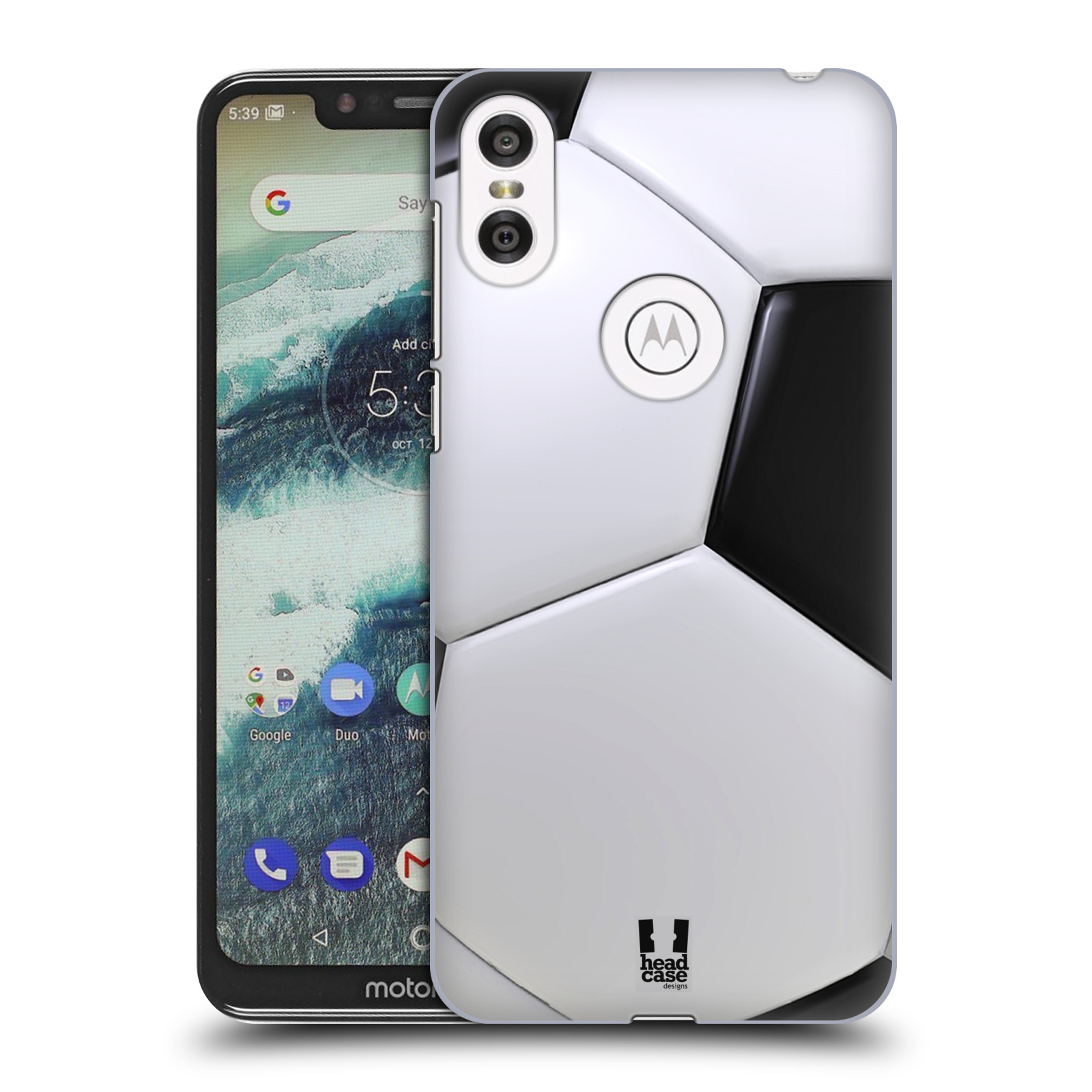 Plastové pouzdro na mobil Motorola One - Head Case - KOPAČÁK