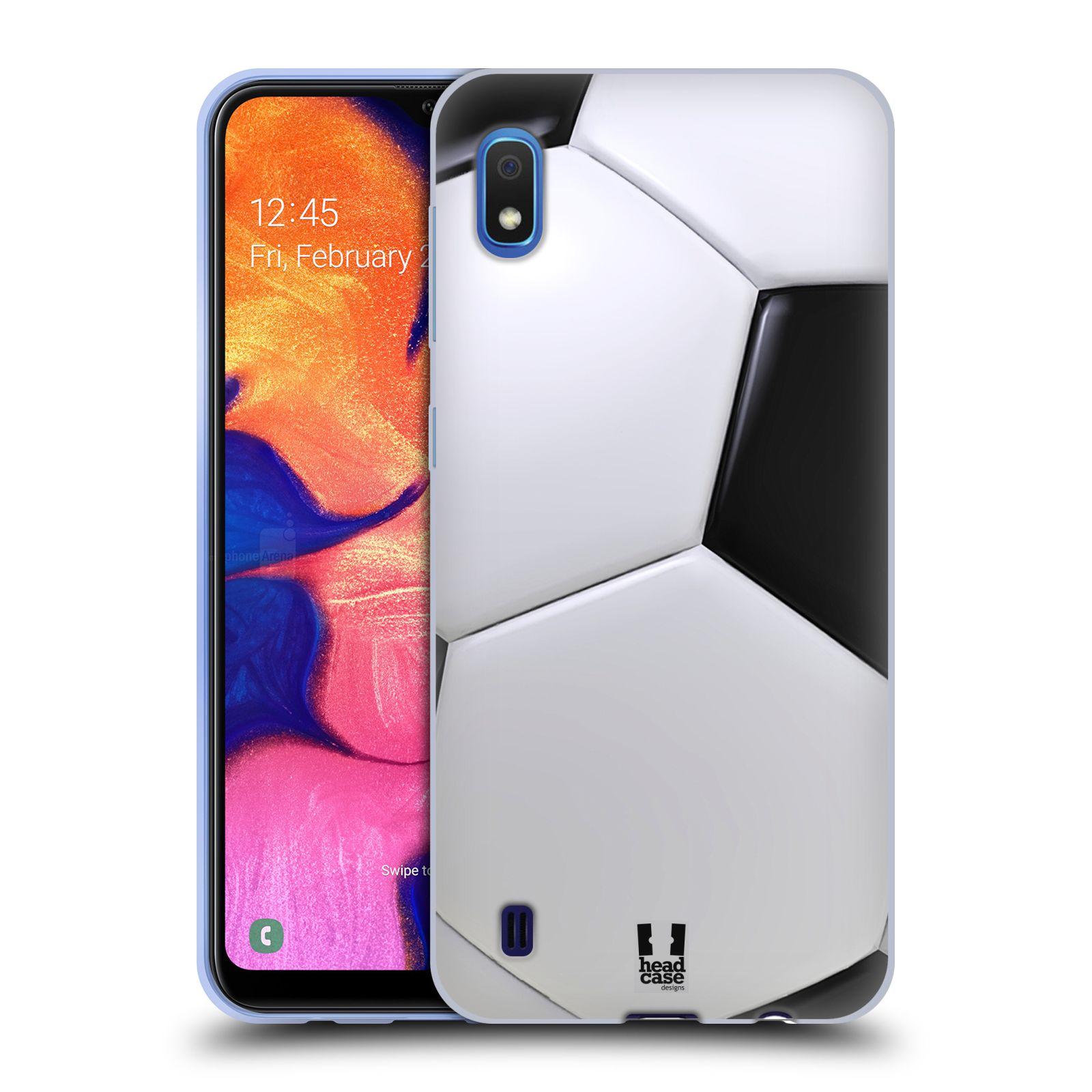 Silikonové pouzdro na mobil Samsung Galaxy A10 - Head Case - KOPAČÁK