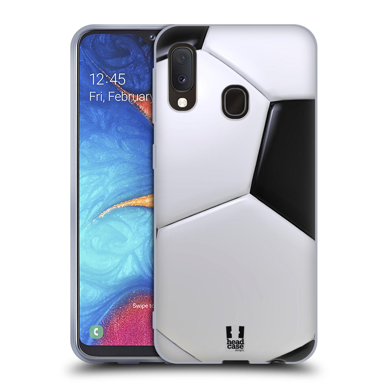 Silikonové pouzdro na mobil Samsung Galaxy A20e - Head Case - KOPAČÁK