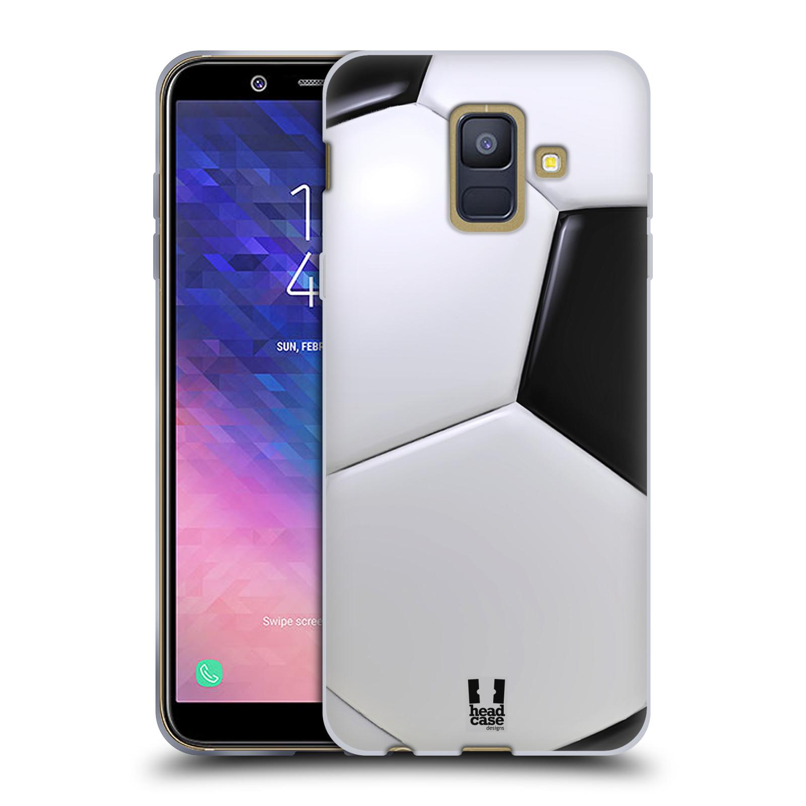Silikonové pouzdro na mobil Samsung Galaxy A6 (2018) - Head Case - KOPAČÁK