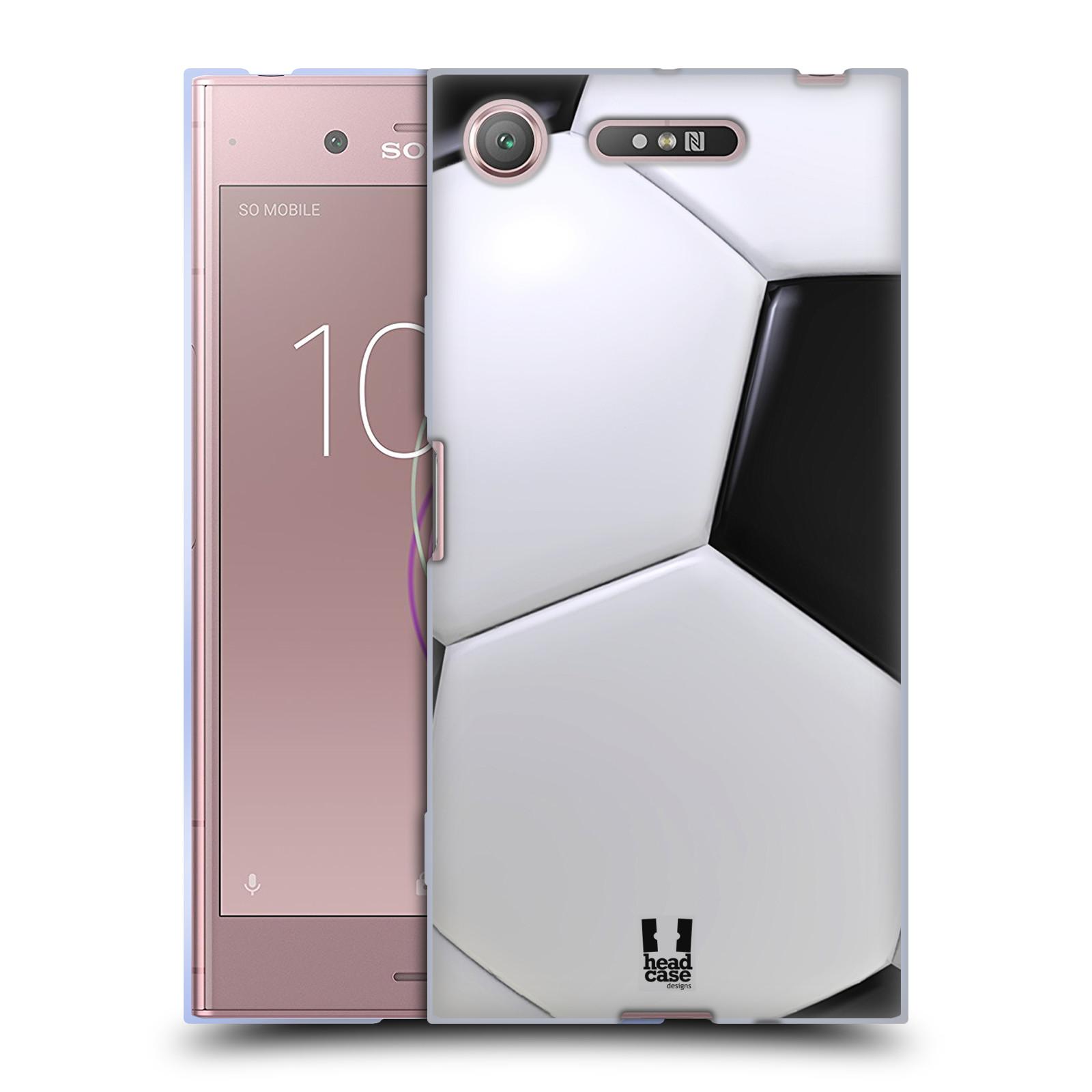 Silikonové pouzdro na mobil Sony Xperia XZ1 - Head Case - KOPAČÁK