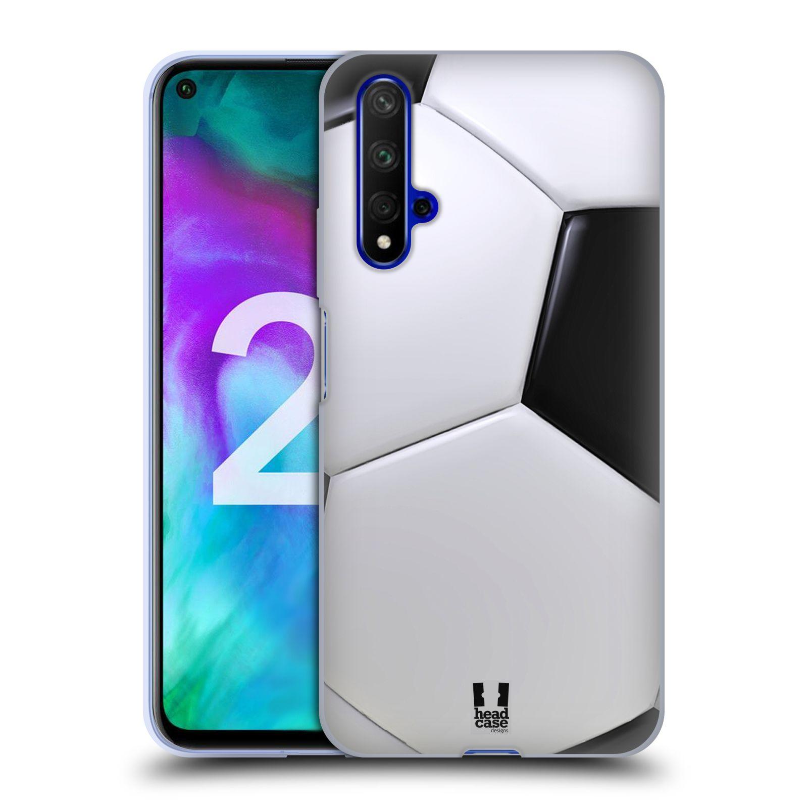 Silikonové pouzdro na mobil Honor 20 - Head Case - KOPAČÁK