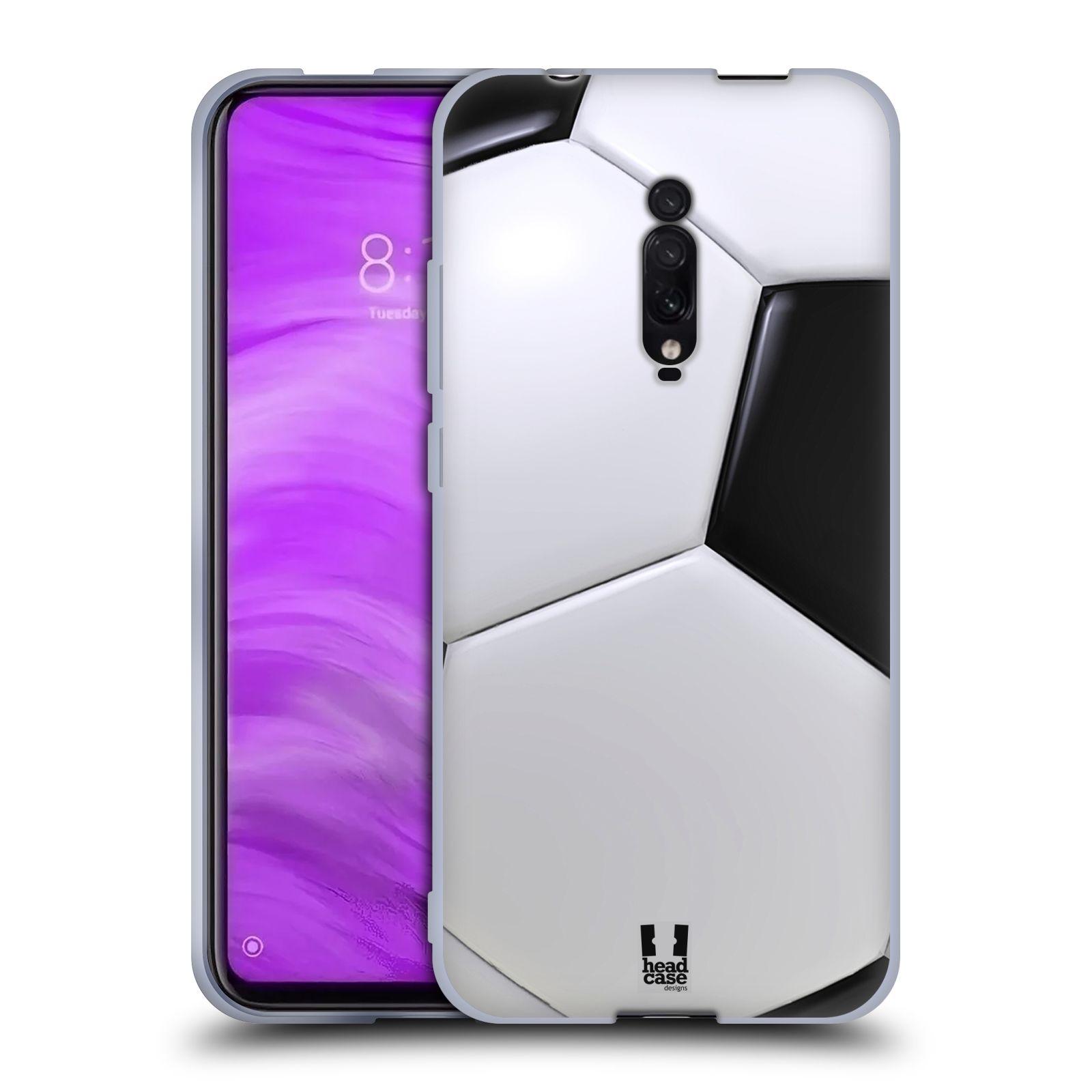 Silikonové pouzdro na mobil Xiaomi Mi 9T - Head Case - KOPAČÁK