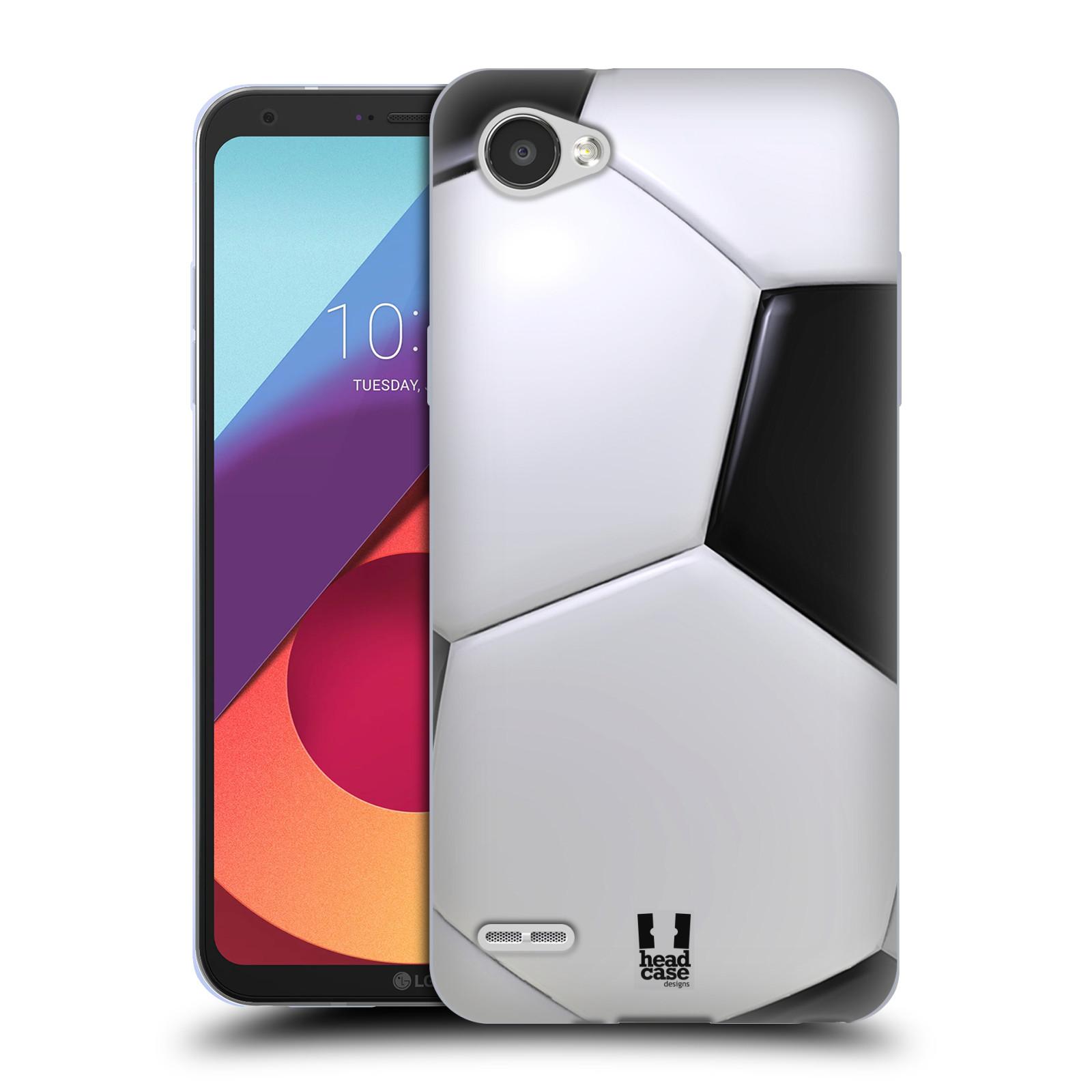 Silikonové pouzdro na mobil LG Q6 - Head Case - KOPAČÁK