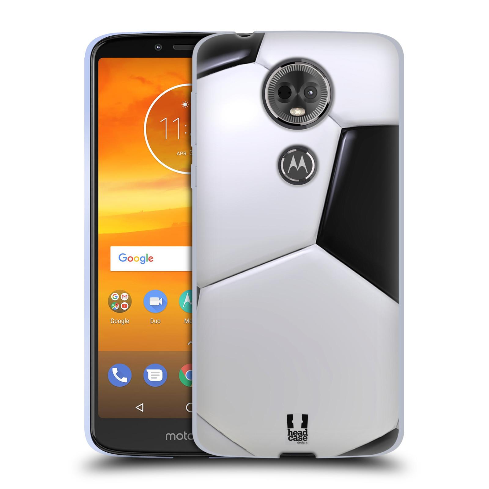 Silikonové pouzdro na mobil Motorola Moto E5 Plus - Head Case - KOPAČÁK