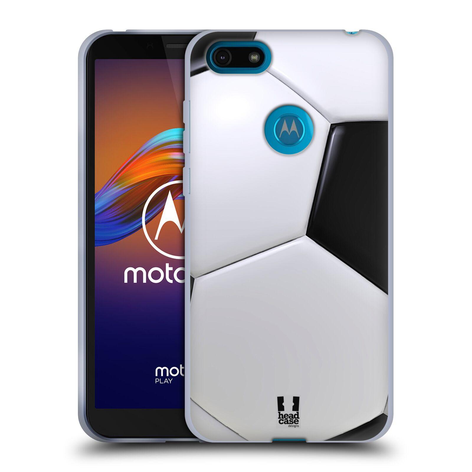 Silikonové pouzdro na mobil Motorola Moto E6 Play - Head Case - KOPAČÁK