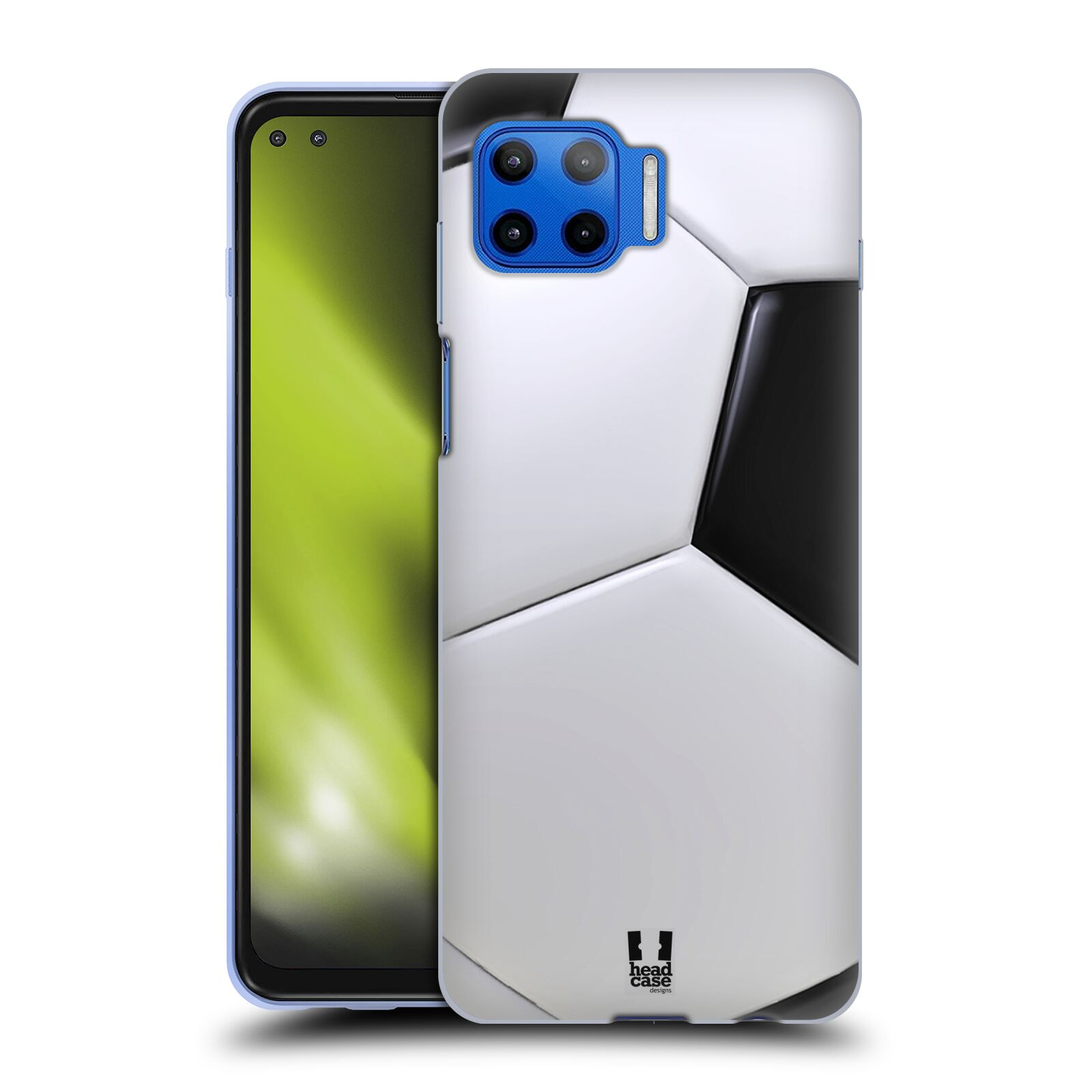 Silikonové pouzdro na mobil Motorola Moto G 5G Plus - Head Case - KOPAČÁK