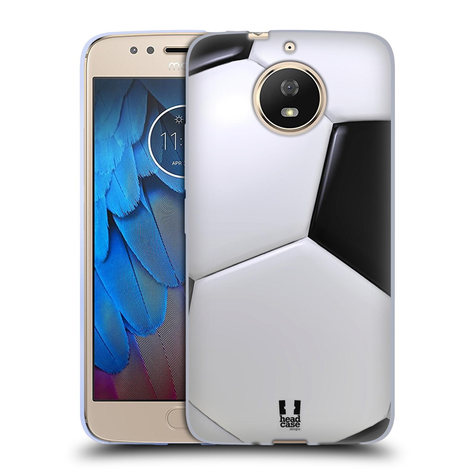Silikonové pouzdro na mobil Lenovo Moto G5s - Head Case - KOPAČÁK
