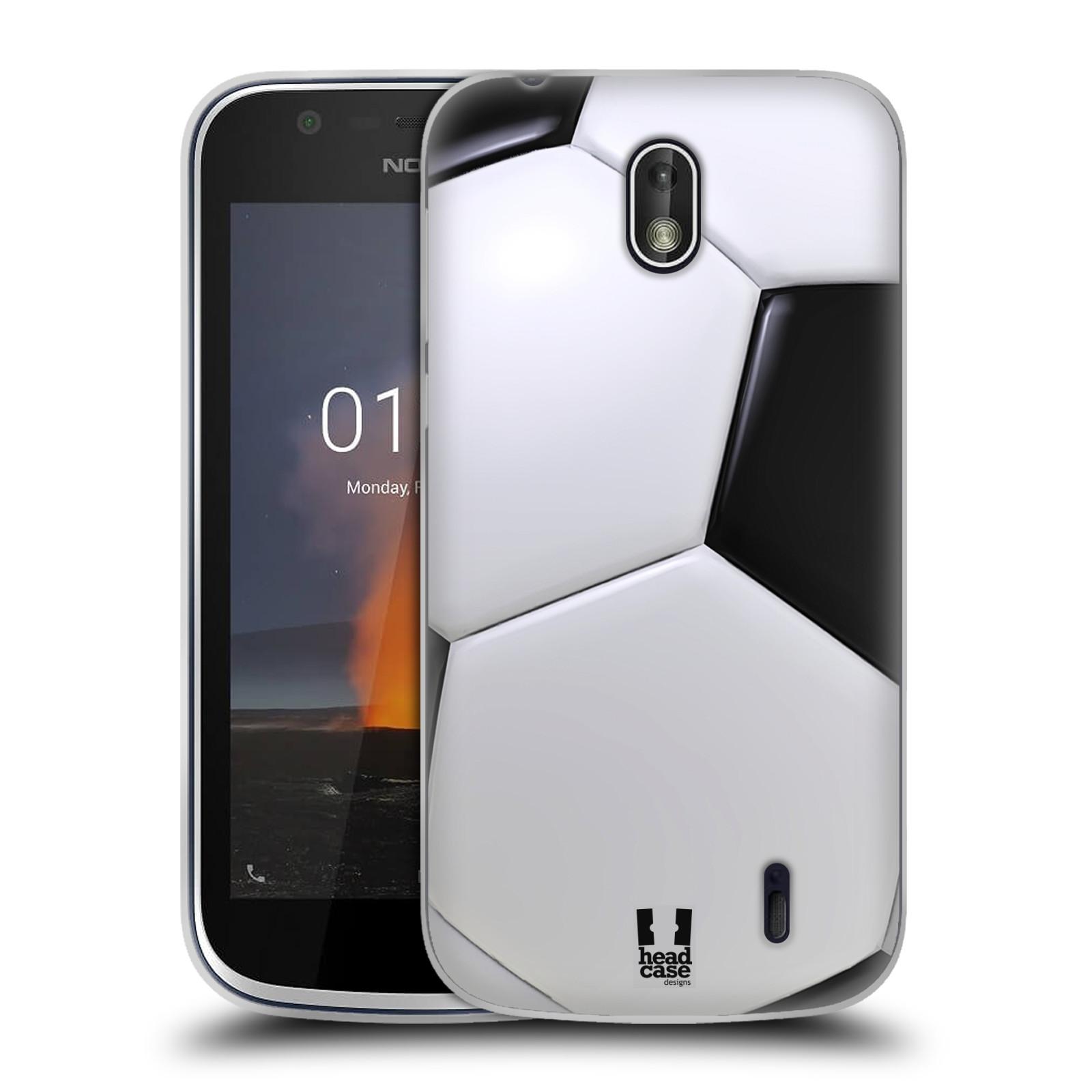 Silikonové pouzdro na mobil Nokia 1 - Head Case - KOPAČÁK