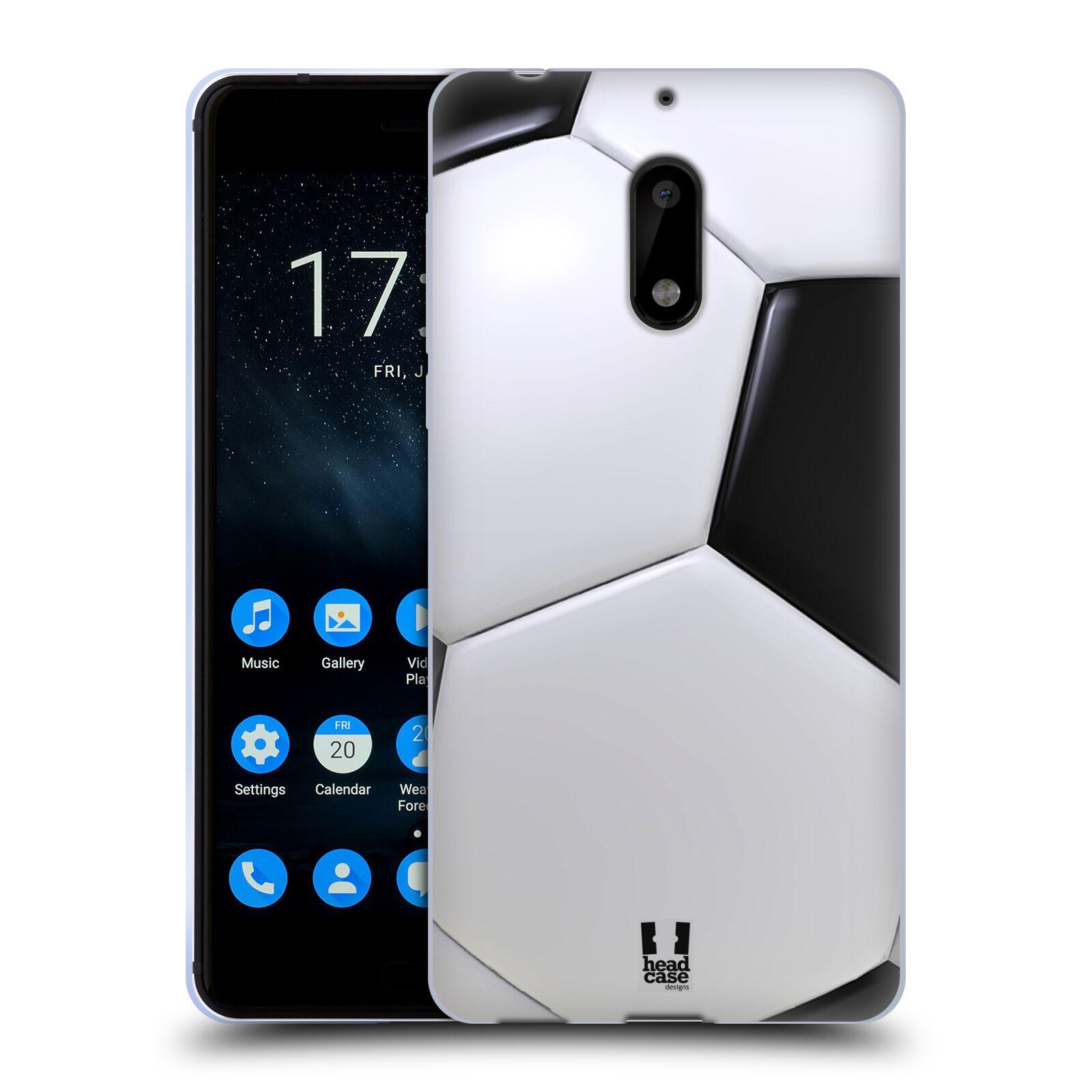 Silikonové pouzdro na mobil Nokia 6 - Head Case - KOPAČÁK