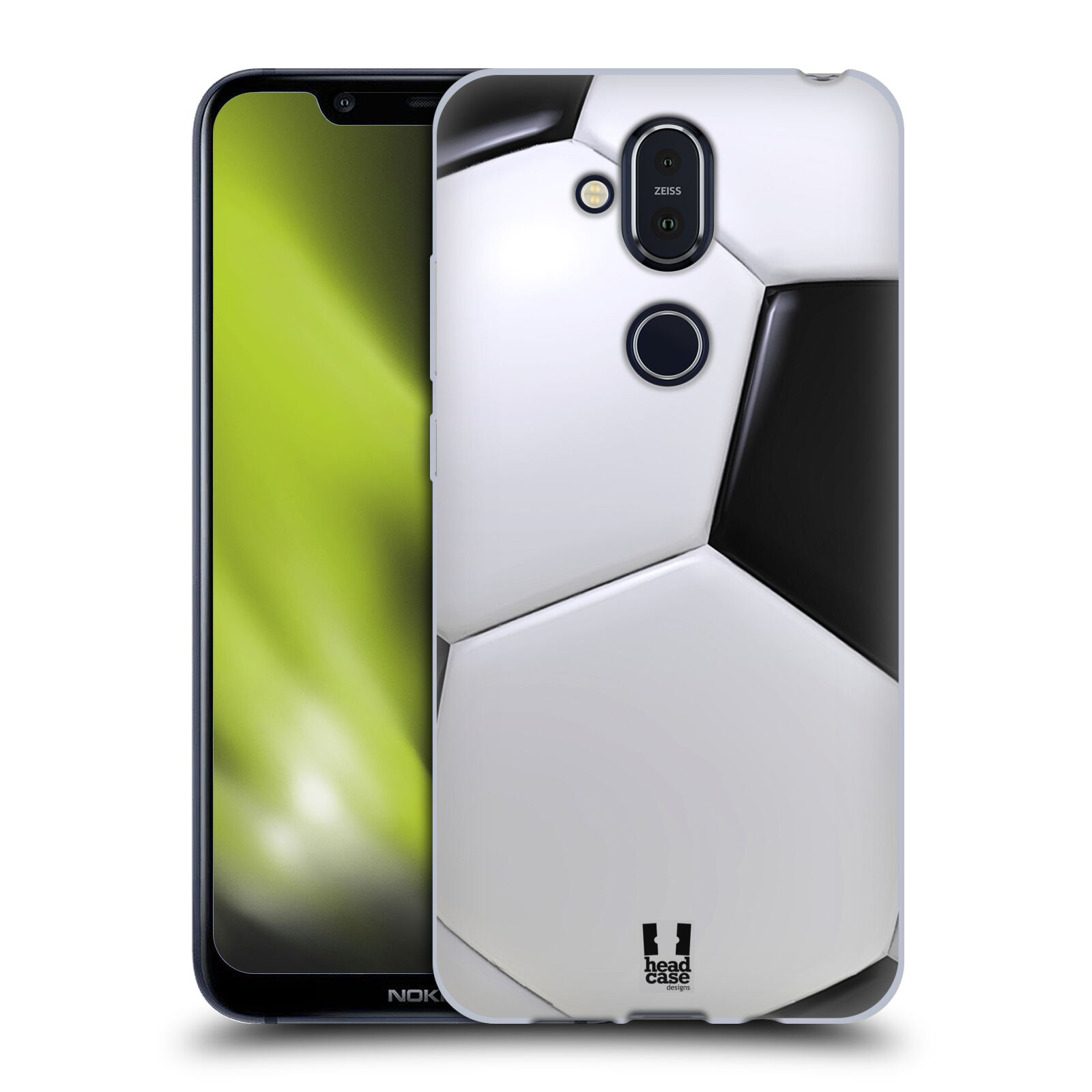 Silikonové pouzdro na mobil Nokia 8.1 - Head Case - KOPAČÁK