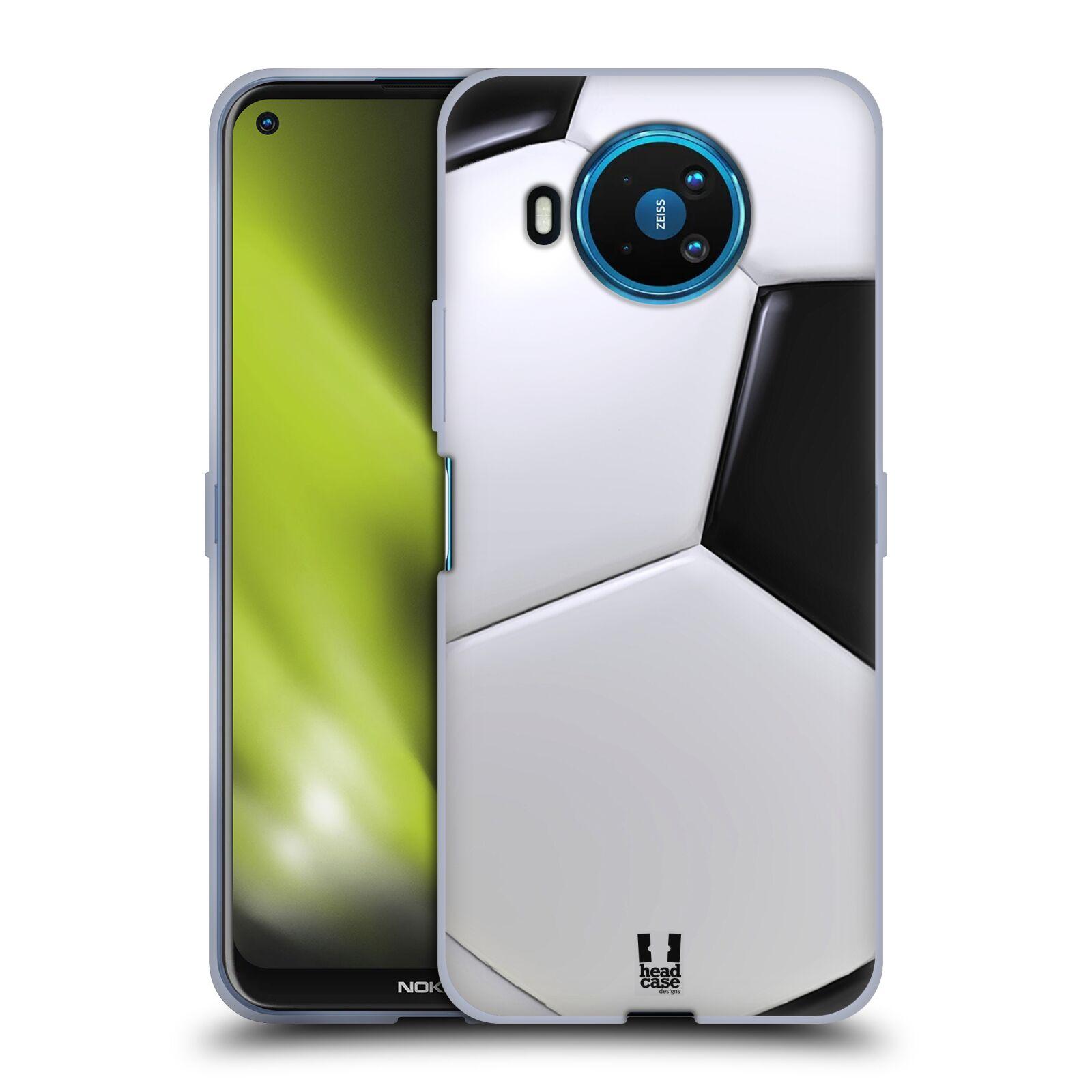 Silikonové pouzdro na mobil Nokia 8.3 5G - Head Case - KOPAČÁK