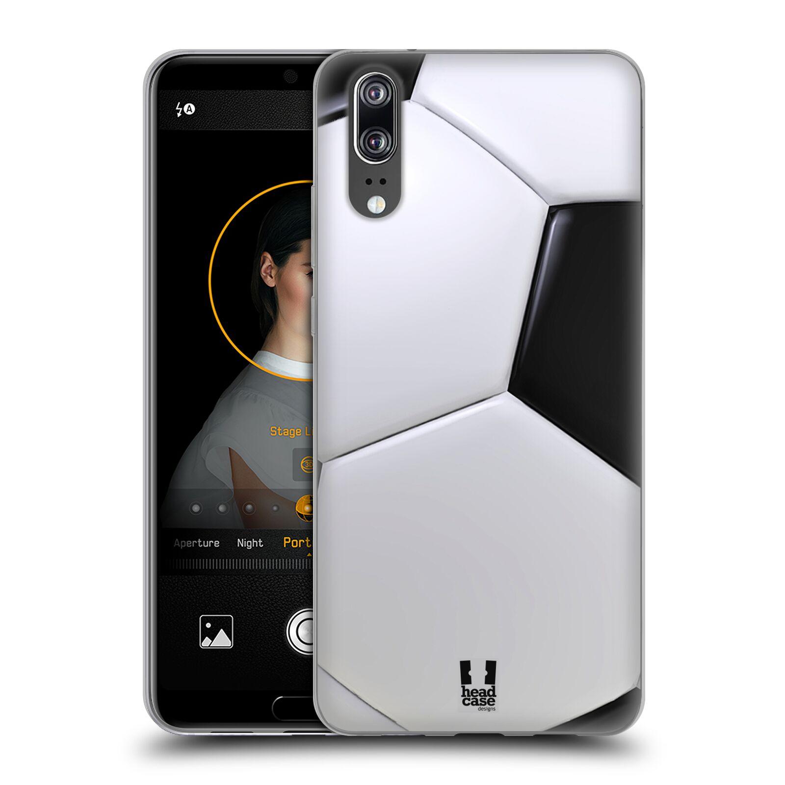 Silikonové pouzdro na mobil Huawei P20 - Head Case - KOPAČÁK