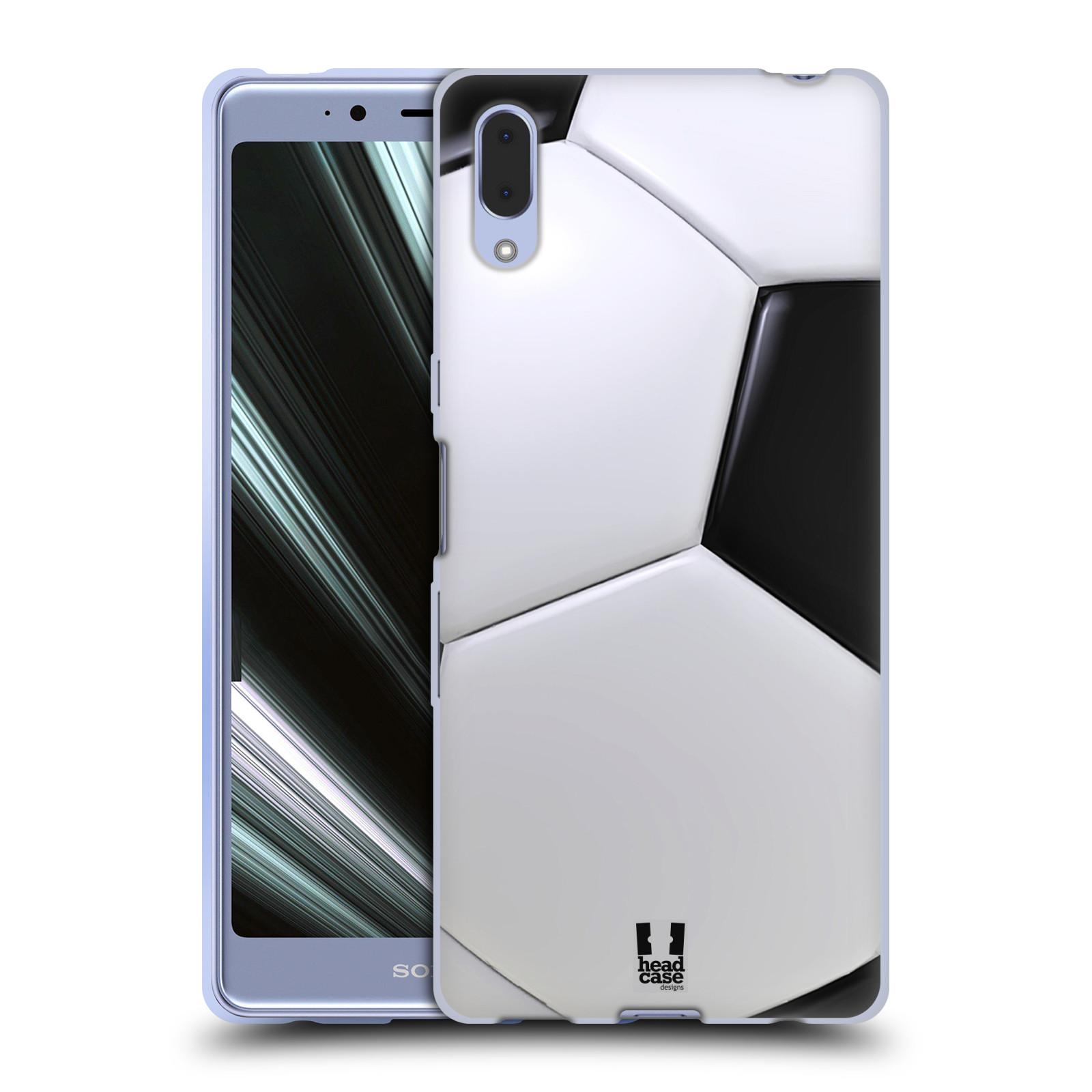 Silikonové pouzdro na mobil Sony Xperia L3 - Head Case - KOPAČÁK