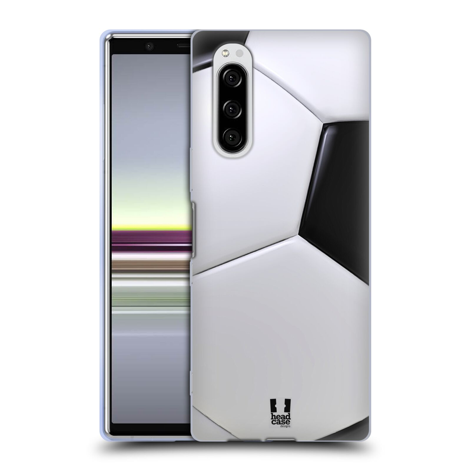 Silikonové pouzdro na mobil Sony Xperia 5 - Head Case - KOPAČÁK