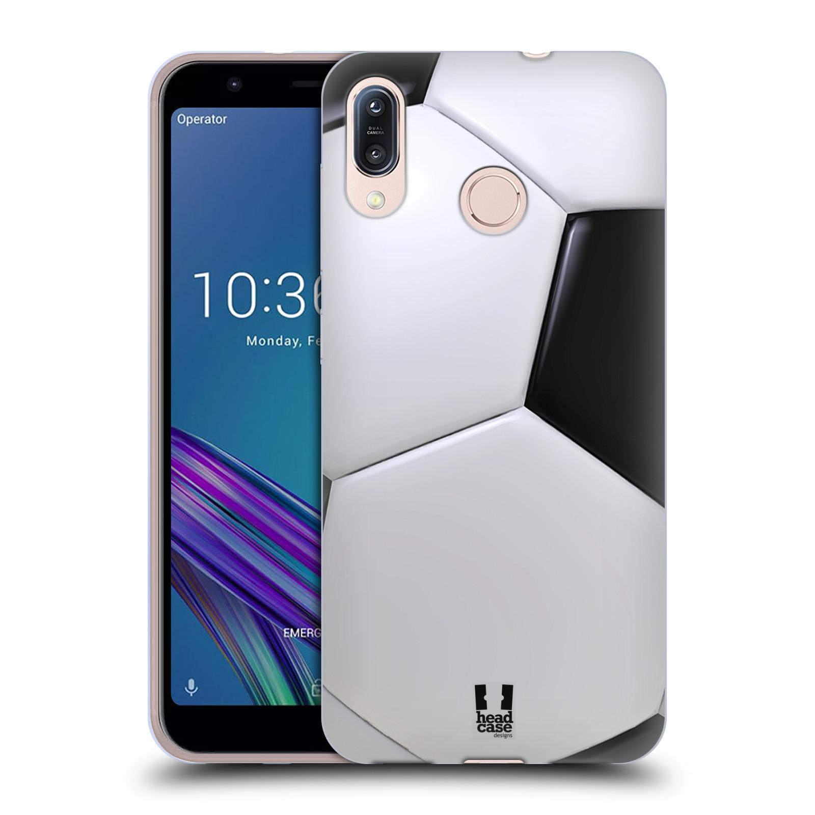 Silikonové pouzdro na mobil Asus Zenfone Max M1 ZB555KL - Head Case - KOPAČÁK