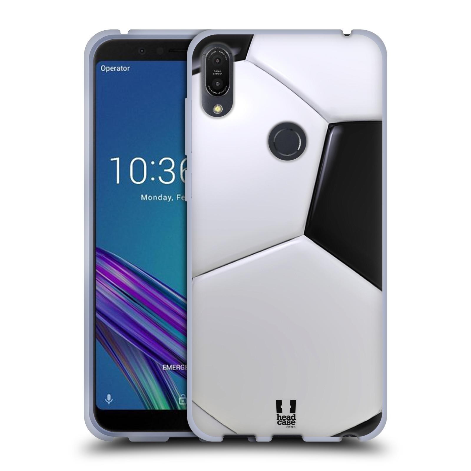 Silikonové pouzdro na mobil Asus ZenFone Max Pro (M1) - Head Case - KOPAČÁK