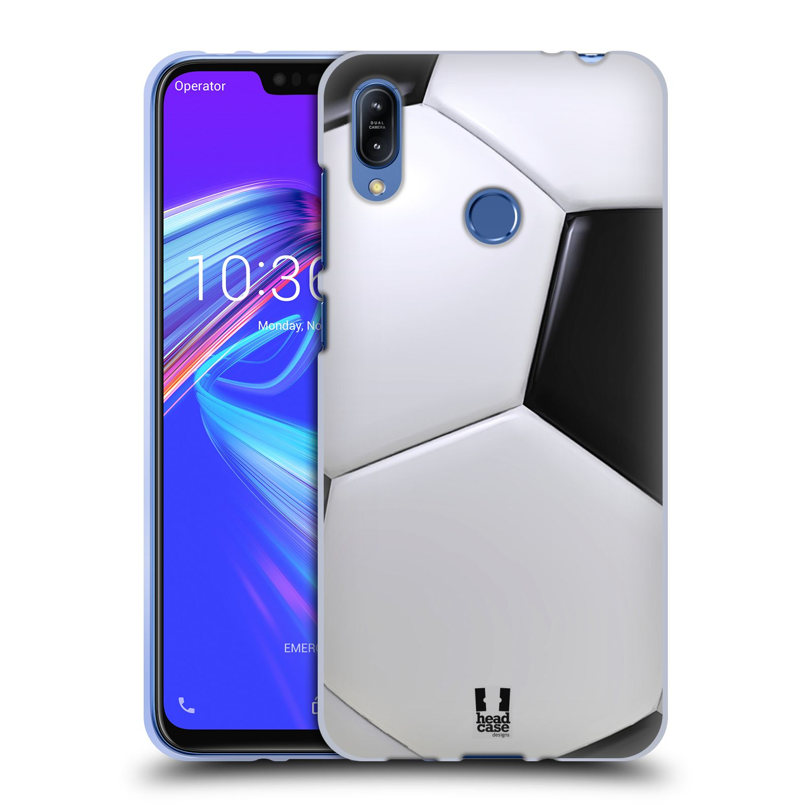 Silikonové pouzdro na mobil Asus Zenfone Max (M2) ZB633KL - Head Case - KOPAČÁK