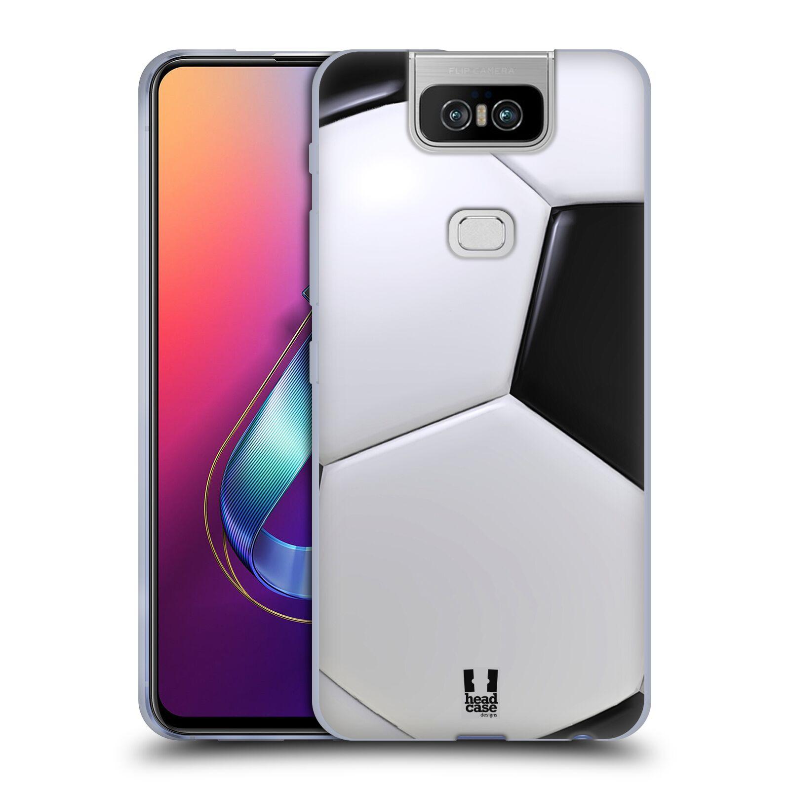 Silikonové pouzdro na mobil Asus Zenfone 6 ZS630KL - Head Case - KOPAČÁK