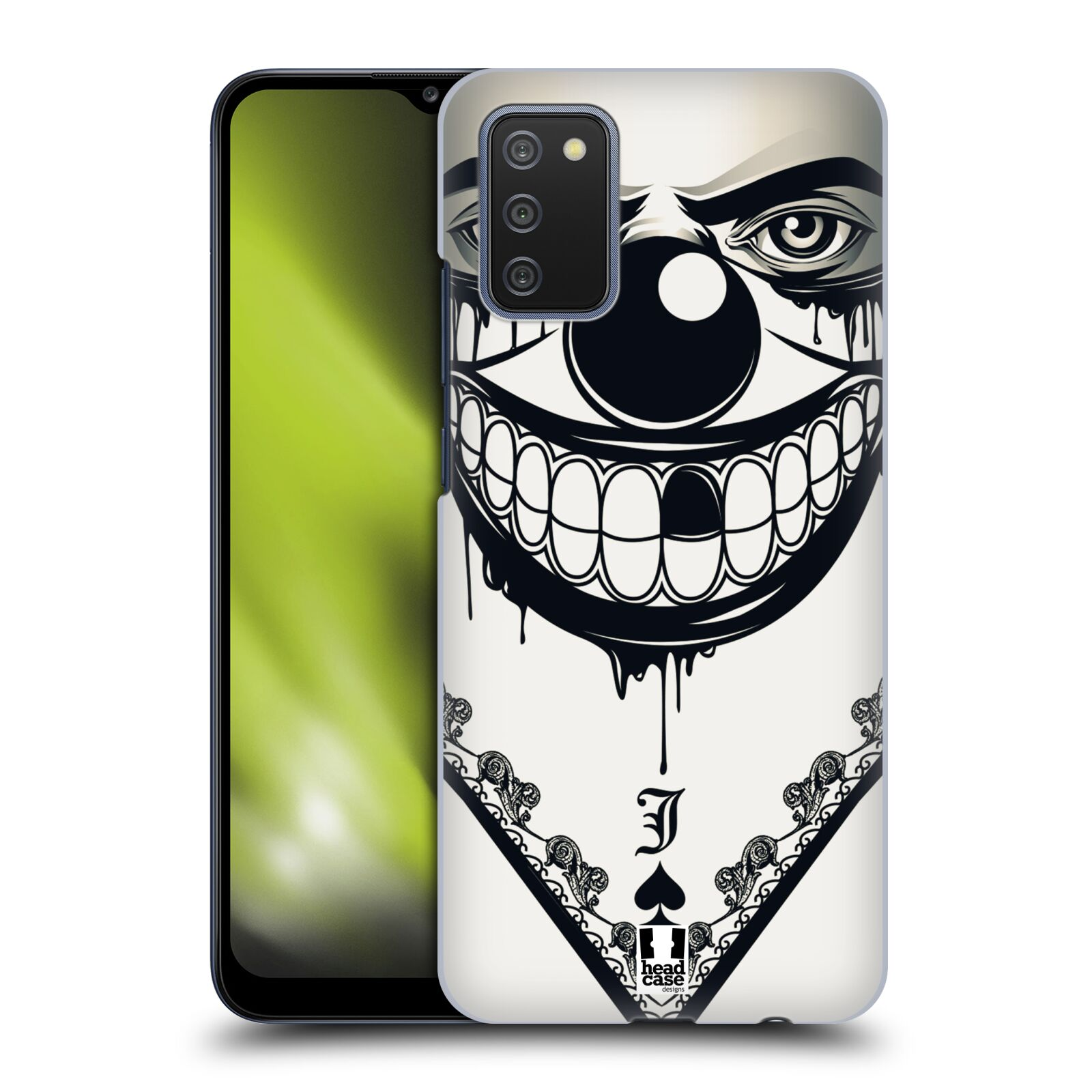 Plastové pouzdro na mobil Samsung Galaxy A02s - Head Case - ZLEJ KLAUN
