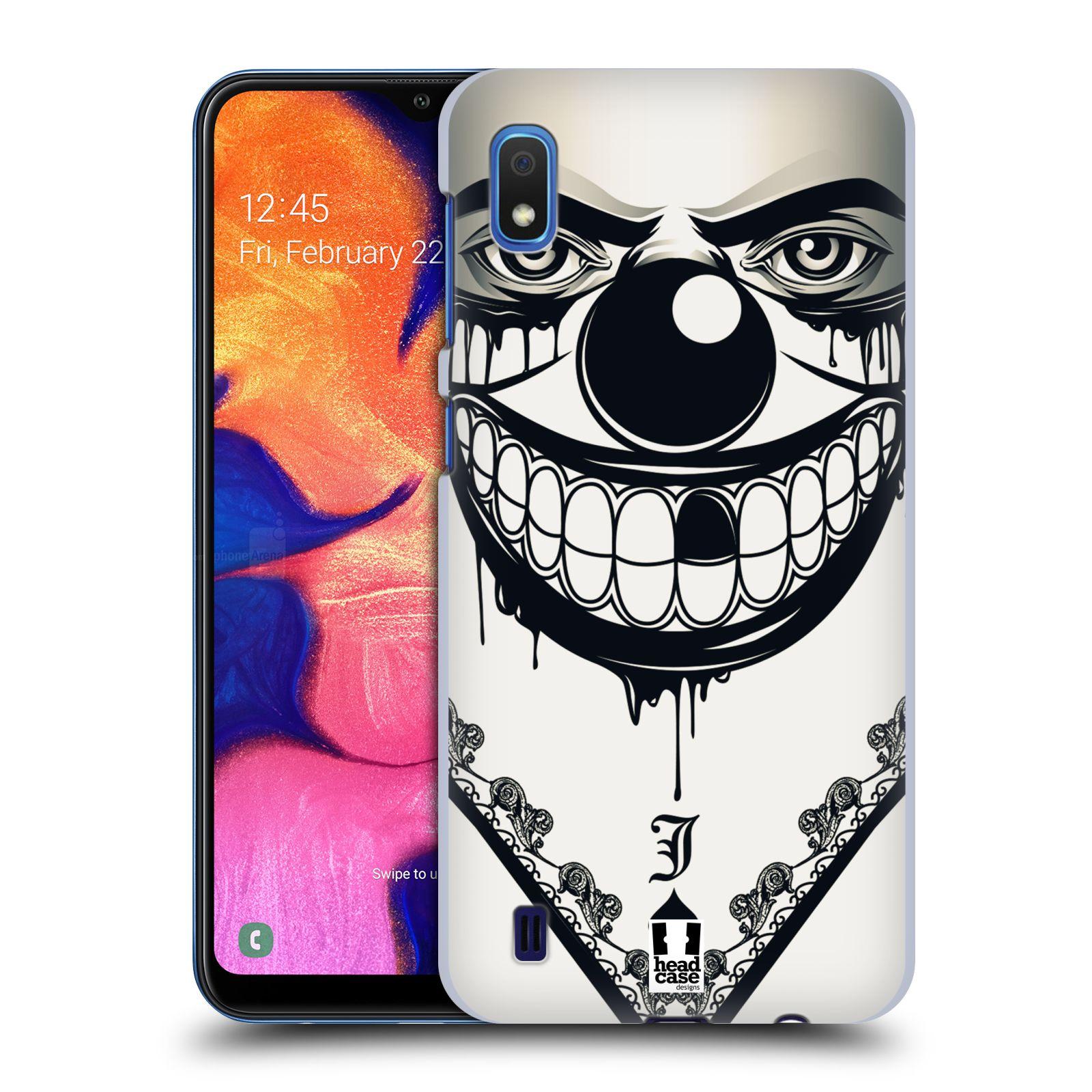 Plastové pouzdro na mobil Samsung Galaxy A10 - Head Case - ZLEJ KLAUN